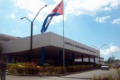 Hospital Doctor Gustavo Aldereguía Lima