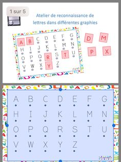 Words, Montessori, Baby, Alphabet, Kindergarten Classroom, Arabic Alphabet Letters, Letter Games, Alpha Letter, Letter Recognition