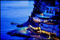 Covo dei Saraceni hotel in Positano...one of my favorite places to stay. Unbelievable views, location, people, food, etc.