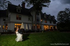 The Inn at Stonecliffe Wedding Photography Mackinac Island Sherri + Allen photo