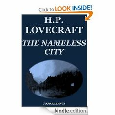 The Nameless City (Annotated Edition): Howard Phillips Lovecraft