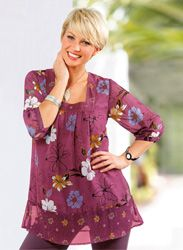 La moda de estos tiempos conduce a la mujer a una entera libertad de estilo, claro está dentro de una armonía total, que se logra, en base ...
