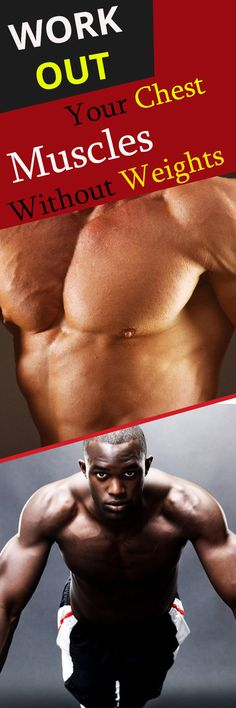 The chest muscular tissues are a muscle group that shouldn't be disregarded in any workout program. A muscular body without an identical muscular chest will look abnormal and choppy. For men and women alike, sturdy chest muscle groups will make it stress-free to carry out everyday responsibilities, which include pushing heavy items such as aRead More