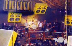 Disco Tío Coco , Lobos , 1984 . 1984, Times Square, Wolves
