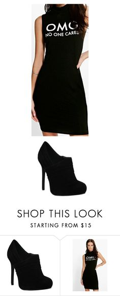 """""""Untitled #873"""" by laurie-egan on Polyvore featuring Boohoo"""