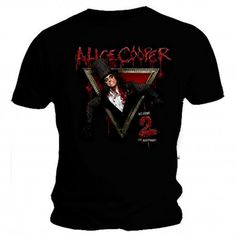 Alice Cooper: Welcome To My Nightmare (tricou)