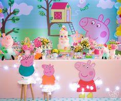Peppa Pig #liviamartinsfestas