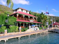 Bitter End Yacht Club, Virgin Gorda, BVI