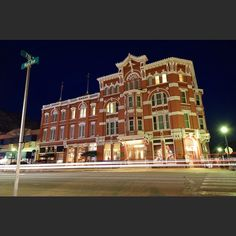 Historic Strater Hotel in Durango, Colorado