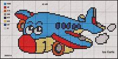 Ideas crochet bookmark pattern kids plastic canvas for 2019 Cross Stitch Baby, Cross Stitch Charts, Cross Stitch Embroidery, Cross Stitch Patterns, Cross Stitches, Loom Patterns, Crochet Bookmark Pattern, Crochet Bookmarks, Baby Girl Patterns
