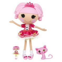 Lalaloopsy Jewel Sparkles with Mini Lala Jewel Doll Bundle Pack