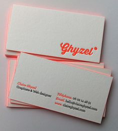 Badcass - - Page 8 de 50 Design & letterpress Self Branding, Branding And Packaging, Cute Business Cards, Letterpress Business Cards, Business Card Logo, Corporate Design, Business Card Design, Creative Business, Name Card Design