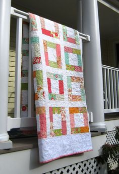 Charm Quilt | Must Love Quilts