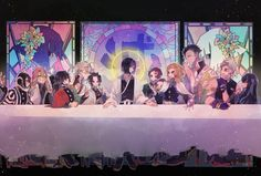 Kimetsu no Yaiba (Demon Slayer) Image - Zerochan Anime Image Board Manga Anime, Anime Art, Anime Angel, Anime Demon, Slayer Meme, Mini Comic, Sarada Uchiha, Dragon Slayer, Last Supper