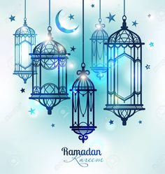 40913022-Ramadan-Kareem-Islamic-background-lamps-for-Ramadan-Stock-Vector.jpg (1228×1300)