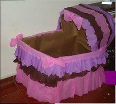 caja  de regalos para baby shower/ Mechy planificación de eventos y delicatessen