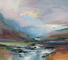 David Atkins: Just After Rain, Autumn, Honister Pass, Cumbria Campden Gallery, gallery