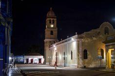 Bayamo. Parish Church of San Salvador de Bayamo Mayor / Iglesia Parroquial Mayor San Salvador de Bayamo