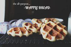 The All-Purpose Waffle Bread
