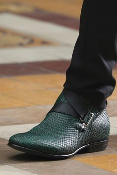 Lanvin Spring/Summer Men's Shoes Collection 2015