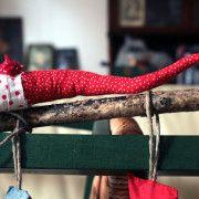 cikaowl artigianato Clothes Hanger, Jewelry, Fabrics, Coat Hanger, Jewlery, Bijoux, Clothes Hangers, Schmuck, Jewerly