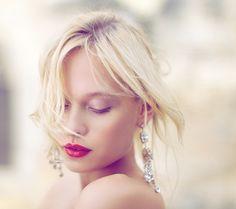 El maquillaje de la novia