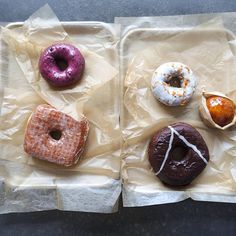 These Instagrams Prove Breakfast Is The Best Meal Of The Day #refinery29  http://www.refinery29.com/trottermag-instagram-breakfast#slide12  Because refusing a doughnut is unacceptable.