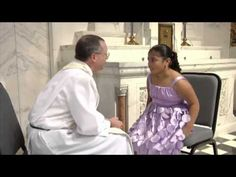A Child's First Penance: Joyful Reconciliation with Fr. Jim Deiters. Download the free presenter's guide: http://www.liguori.org/productdetails.cfm?PC=12142 Also in Spanish: Tu primera confesión http://www.liguori.org/productdetails.cfm?PC=12111