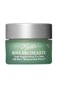 Love this uber-rich eye cream. Best to use at night! Make sure to warm in palm before you apply! It's very thick! Kiehls Since 1851 Rosa Arctica Eye Youth Regenerating Eye Balm available at #Nordstrom