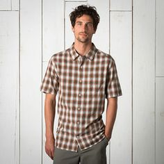 Men's Outdoor Shirts by ~ Toad&Co Activewear