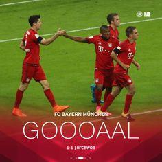 Goal Bayern