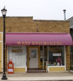 West End Bakery has been a staple in Mishawaka, Indiana for over 80 years. Three generations of the Fobe family have proudly provided donuts, danish, cakes and all types of pastries.