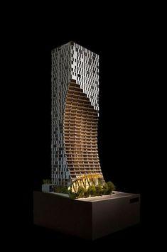 Alberni by Kengo Kuma & Associates in Vancouver, Canada
