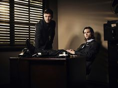 Jensen & Jared S9 Promo - Okay, that's it I'm done. I just can't with you two anymore...