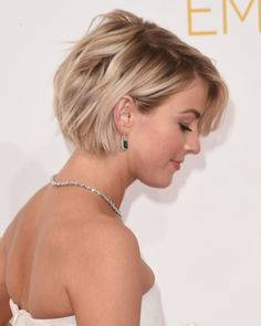 Julianne Hough short bob