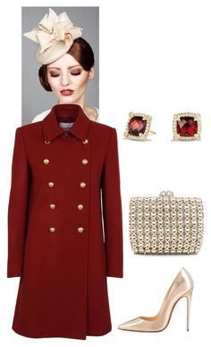 """Untitled #860"" by lovelifesdreams on Polyvore featuring Rachel Trevor-Morgan, Dondup, Christian Louboutin and David Yurman"