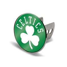 Boston Celtics NBA Laser Cut Hitch Cover