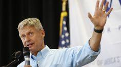 Gary Johnson, Jill Stein don't make the cut for first presidential debate…