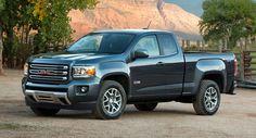 GMC Canyon 2015 » Los Mejores Autos