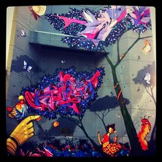 Arte urbana em SP