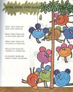 """Nikola Masniković, childrens book """"Baš je bukvar knjiga fina, od davnina, od davnina"""" (Božidar Timotijević)"""