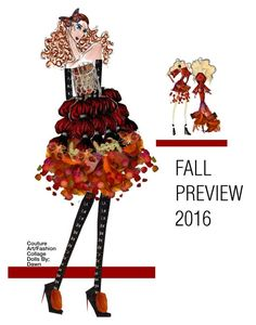 """""""Fall 2016"""" by dawn-lindenberg ❤ liked on Polyvore featuring art"""