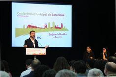 El president del grup municipal d'ERC a l'Ajuntament de Barcelona,Alfred Bosch, ha afirmat avui en el marc de la Conferència Municipal d'ERC-BCN, que'Barcelona ha de lluitar per tenir un bon pressupost per a la ciutat. Però el pressupost de la Generalitat també és molt important per a Barcelona. Hem de poder col·laborar lleialment entre administracions per temes pressupostaris'. Davant més de 200 assistents, Bosch ha denunciat que'l'any 2016 la gent d'Ada Colau va perjudicar la ciutadania…