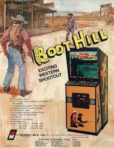 Retrogames Paradise: BOOT HILL (ARCADE)
