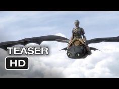 How To Train Your Dragon 2 Official Teaser Trailer (2014)