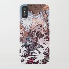 Frosty Transformation to Winter - An abstracted impression iPhone Case by mokkihopero Cool Phone Cases, Iphone Cases, Profile, Plastic, Slim, Winter, Color, Art, User Profile