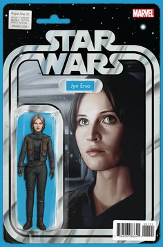 STAR WARS ROGUE ONE ADAPTATION #1 (OF 6) CHRISTOPHER ACTION FIGURE VAR