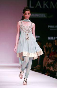 Innovative Pretty #Anarkali & Churidar