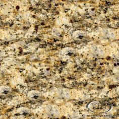 +santa cecelia granite countertops | Santa Cecilia Gold Granite - Kitchen Countertop Ideas
