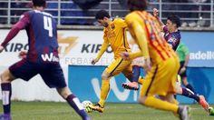 SD Eibar - FC Barcelona (0-4) | FC Barcelona
